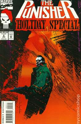 The Punisher Holiday Special (Softcover) #2