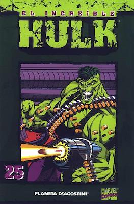 Coleccionable El Increíble Hulk (2003-2004) #25