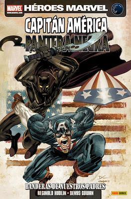 Capitán América / Pantera Negra. Banderas de nuestros padres