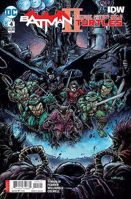Batman / Teenage Mutant Ninja Turtles II. Variant Covers (Comic-book) #4.1