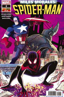 Spider-Man (2016-) (Grapa) #31/2