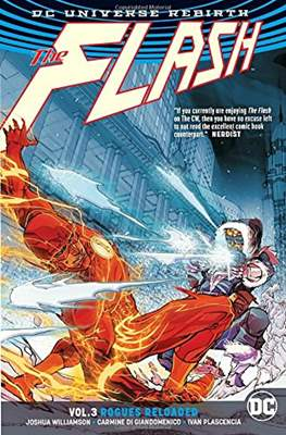 The Flash Vol. 5 (2016) (Softcover y Hardcover) #3