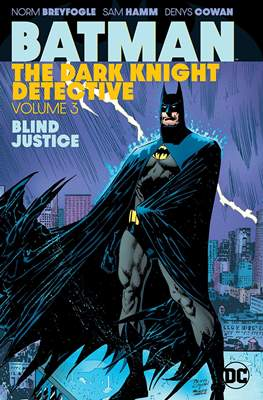 Batman: The Dark Knight Detective (Softcover, 306 pp) #3