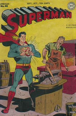 Superman Vol. 1 / Adventures of Superman Vol. 1 (1939-2011) (Comic Book) #48