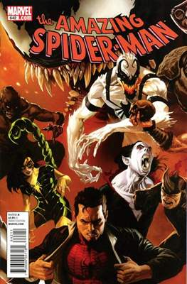 The Amazing Spider-Man Vol. 2 (1999-2014) (Comic-Book) #642