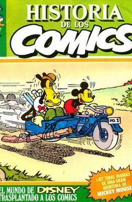 Historia de los Cómics #7