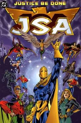 JSA Vol. 1 (2002-2007) #1