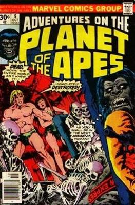 Adventures on the Planet of Apes #9