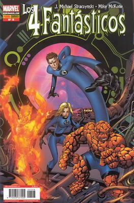 Los 4 Fantásticos Vol. 6 (2006-2007) #8