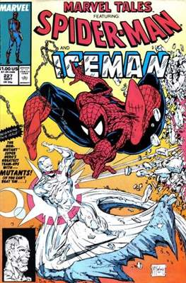 Marvel Tales (Comic Book) #227
