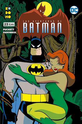 Las aventuras de Batman #23