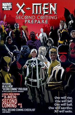 X-Men: Second Coming - Prepare