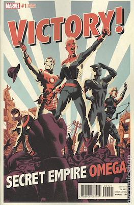 Secret Empire: Omega (Comic Book) #1.1