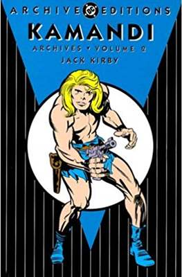DC Archive Editions. Kamandi (Hardcover 246-228 pp) #2