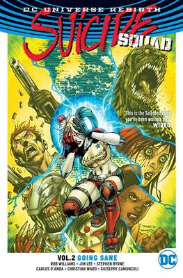 Suicide Squad Vol. 5 (Softcover) #2