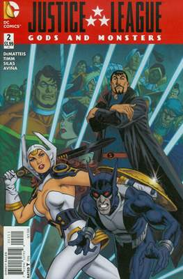 Justice League: Gods and Monsters Vol 1 (Comic-Book/Digital) #2