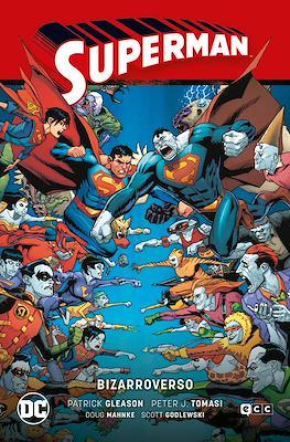 Superman de Peter Tomasi y Patrick Gleason (Cartoné) #8