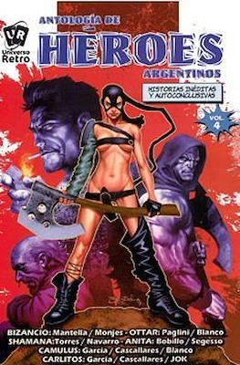 Antología de Héroes Argentinos (Rústica) #4