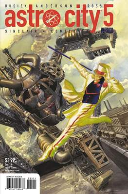 Astro City (Comic Book) #5
