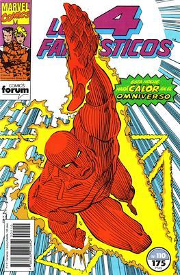 Los 4 Fantásticos Vol. 1 (1983-1994) (Grapa 36-32-24 pp) #110