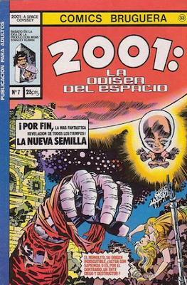 2001: La odisea del espacio (Grapa) #7