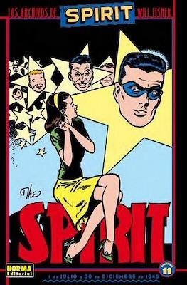 Los archivos de The Spirit #11