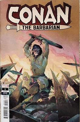 Conan The Barbarian (2019- Variant Cover)