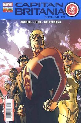 Capitán Britania y el MI-13 (2009) (Rustica 96-120 pp) #3
