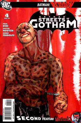 Batman: Streets of Gotham (2009-2011 Saddle-stitched) #4