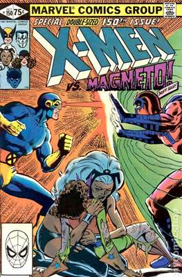 The Uncanny X-Men (1963-2011) (Comic-Book) #150
