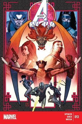 Avengers World (2014-2015) (Comic-Book) #13