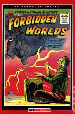 Forbidden Worlds - ACG Collected Works