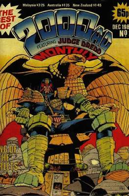 The Best of 2000 AD Monthly #3