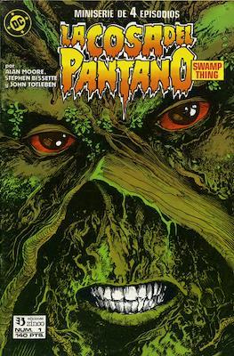 La Cosa del Pantano (1988) (Grapa 36-52 pp) #1