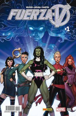 Fuerza-V (2015-2017) (Grapa) #6