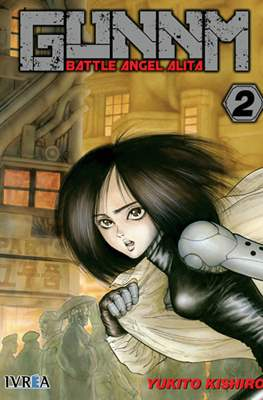 Gunnm - Battle Angel Alita #2