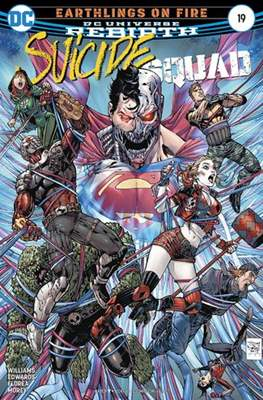 Suicide Squad Vol. 5 (2016) (Comic-Book) #19