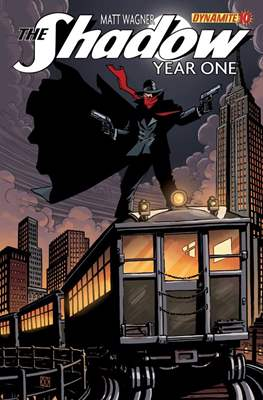 The Shadow Year One (Comic-book) #10