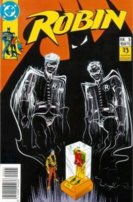 Robin (1991) (Grapa, 24 páginas (1991)) #5