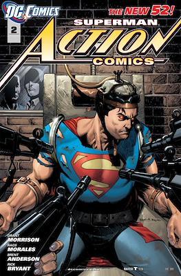 Action Comics Vol. 2 (2011-2016) #2