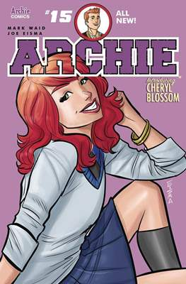 Archie (2015-) (Comic Book) #15