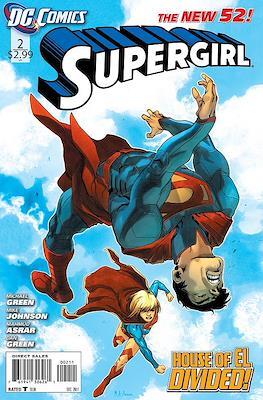 Supergirl Vol. 6 (2011-2015) (Comic Book) #2