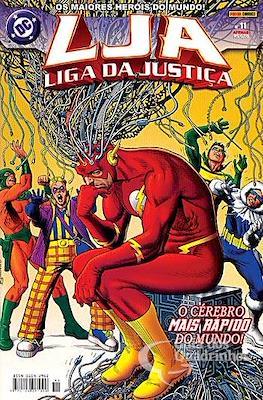 Liga da Justiça. 1ª série (Brochado. 100 pp) #11