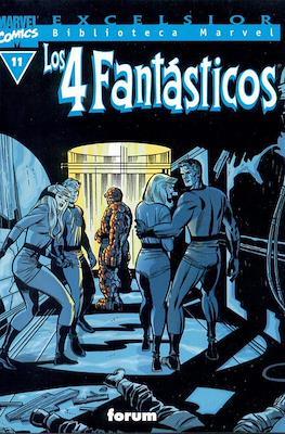 Biblioteca Marvel: Los 4 Fantásticos (1999-2001) (Rústica 160 pp) #11