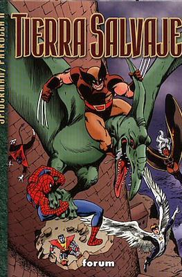 Spiderman / Patrulla X. Tierra salvaje