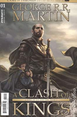 Game of Thrones: A Clash of Kings (Variant Covers)