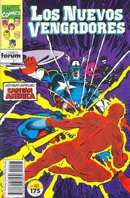 Los Nuevos Vengadores Vol. 1 (1987-1994) (Grapa 32 pp) #61