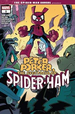 The Spider-Man Annual Presents Peter Porker The Spectacular Spider-Ham