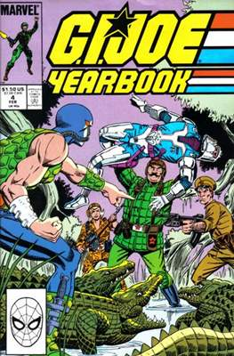 G.I. Joe: Yearbook (Comic Book) #4
