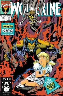 Wolverine (1988-2003) (Comic Book) #39